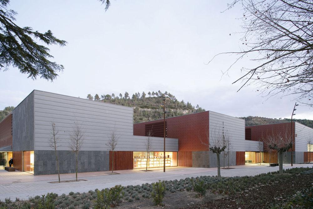 Centre Informació i activitats Sant Benet
